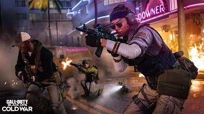 تحميل لعبة war zone Call of Duty Black Ops كاملة للكمبيوتر مجاناً