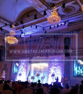 gedung pernikahan regal convention center medan