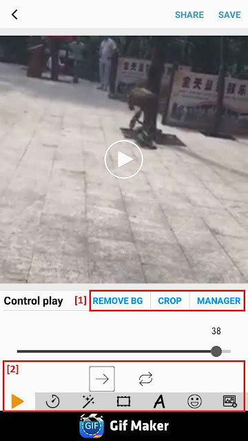 Ubah Video Menjadi GIF