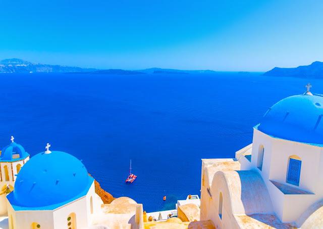 mare grecia santorini