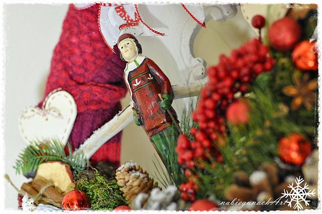 Bożonarodzeniowy stroik