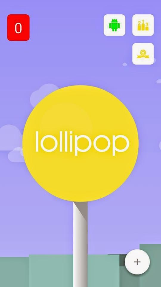 Android OS Terbaru Lollipop: Apa Kelebihannya?
