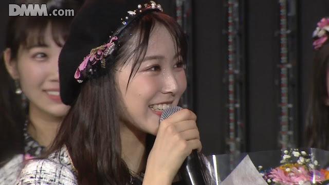 NMB48 'Dareka no Tame ni' 191206 M2 1830 DMM (Shiroma Miru Birthday)