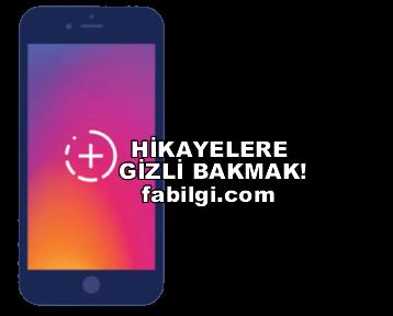 Instagramda Gizlice Hikayeri İzlemek! Süper Hile Uygulaması Android