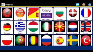 تحميل مباشر لتطبيق Fun IPTV لمشاهدة القنوات المشفرة والعالمية مجانا للاندرويد اخر تحديث