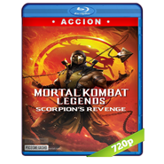 Mortal Kombat Leyendas: La venganza de Scorpion (2020) BRRip 720p Audio Dual Latino-ingles