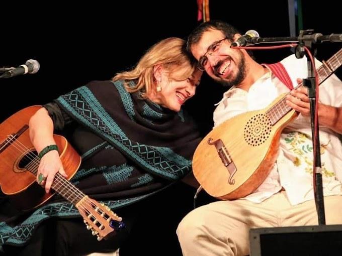 Consuelo de Paula & João Arruda apresentam lives sobre o projeto musical Beira de Folha