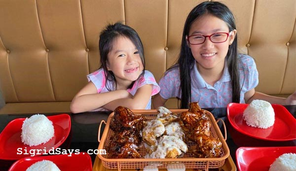 Bacolod blogger, Bacolod City, Bacolod restaurant, big servings, bottomless iced tea, chicken wings, eat with hands, environment-friendly, fried chicken wings, grandma, Grandma's Unli-wings Bacolod, Grandma's Unli-wings Bacolod location, grandmother, grandmothers, Hi-Strip 3, no leftover, no sharing, Pan-Asiatic, plastic gloves, shawarma habibi, unli fried chicken wings, unli-fries, unli-wings, unli-wings flavors, unli-wings prices, where to eat in bacolod, eat all you can rules