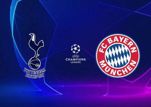 Tottenham Hotspur vs Bayern München -Highlights 1 October 2019