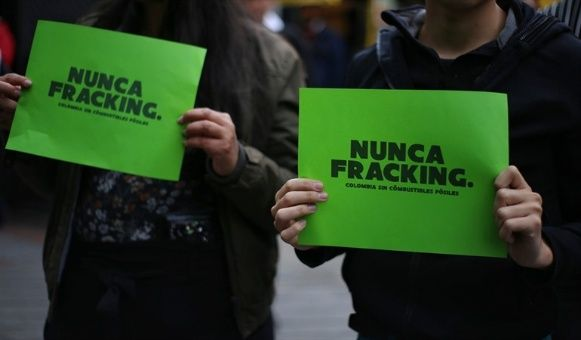 Tribunal ratifica suspensión del fracking en Colombia