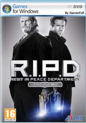 R.I.P.D. The Game PC Full Español