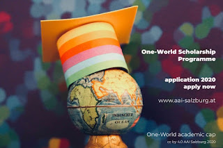 AAI One-World Scholarship Programme 2020/2021