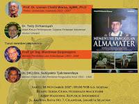 Keluarga Besar Alumni Unsoed Gelar Silatuhrami Lintas Generasi, 18 Nov 2017