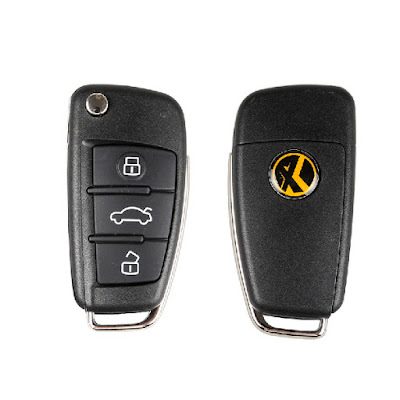 Audi A6L Q7 Intelligent Folding Remote