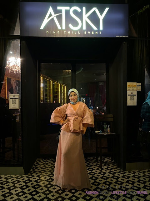 ATSKY Kota Damansara | Tempat eksklusif makanan 5 bintang pada harga kedai mamak