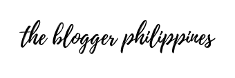 THE BLOGGER PHILIPPINES