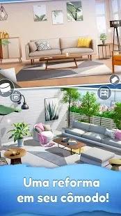 Jogo de construção de casa para android com ouro infinito