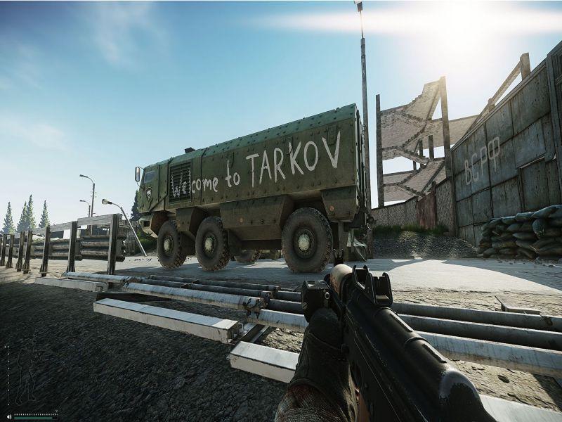 Download Escape from Tarkov Game Setup Exe