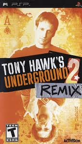 Cheat Tony Hawk's Underground 2 Remix PSP PPSSPP