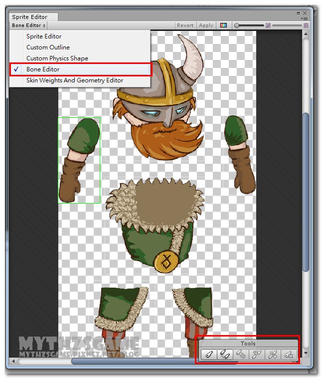 心得】Unity 2D 原生骨骼動畫包(2D Animation Package) @Unity3D