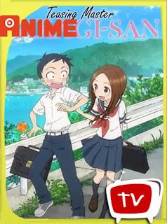 La maestra de las bromas Takagi-san Temporada 1-2 HD [1080p] Latino [GoogleDrive] PGD