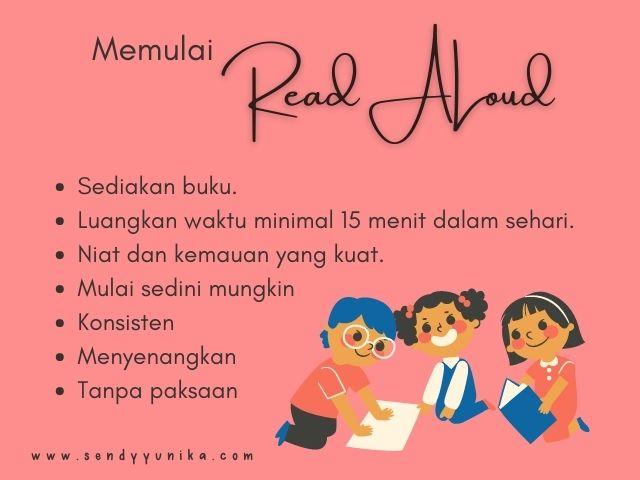 memulai read aloud