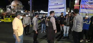 Jaga situasi Kamtibmas, Polres Pangkep Siagakan Personel