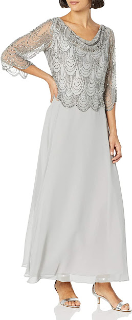 Good Quality Silver Mother of The Bride Dresses