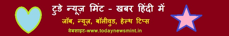 Todaynewsmint - Free Hindi News Channel Online