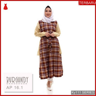 Baju Muslim Lebaran Model Giana