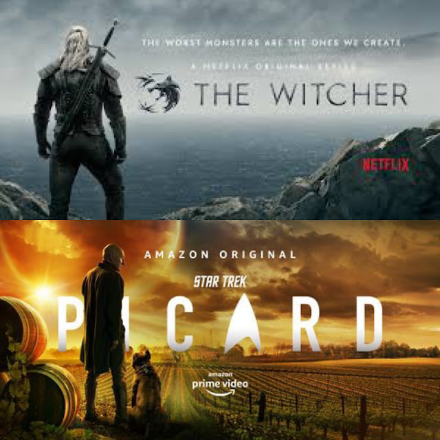 witcher and pickard tv shows debuting winter 2019-2020