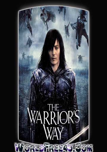 Poster Of The Warrior's Way (2010) Full Movie Hindi Dubbed Free Download Watch Online At worldfree4u.com