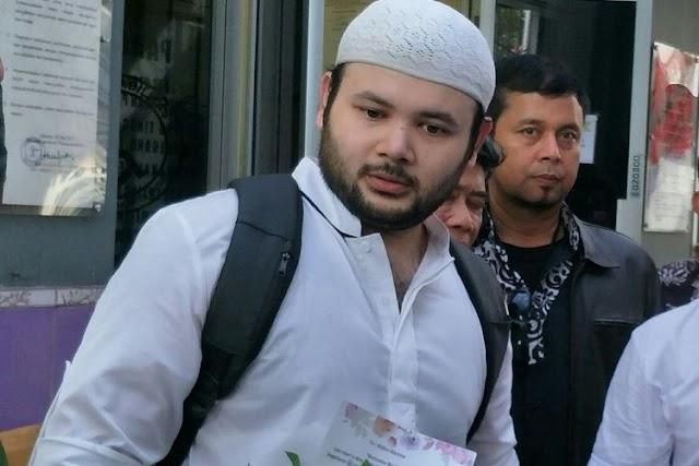 Ditangkap Lagi dengan Kasus Narkoba, Ridho Rhoma Terbukti Positif Amphetamin