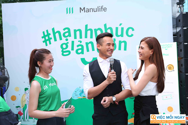 Manulife Đà Nẵng tuyển dụng 2020, manulife da nang tuyen dung
