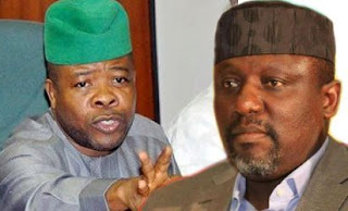 """Shut Up And Return Government Properties "" – Imo Government Tells Okorocha"