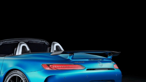 2019 Mercedes-AMG GT R Roadster Price