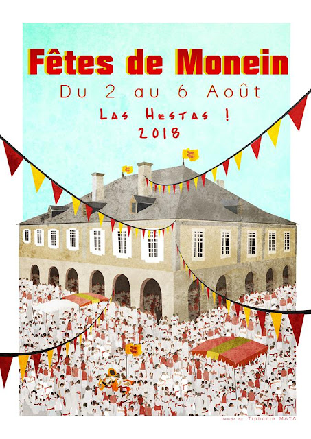 Les fêtes de Monein 2018  HESTAS DE MONENH 2018