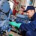 تشغيل تقنيي مكيفات بأحد مخازن التبريد  بمدينة العرائش
