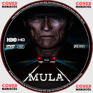 GALLETA MULA-THE MULE 2018[COVER DVD]