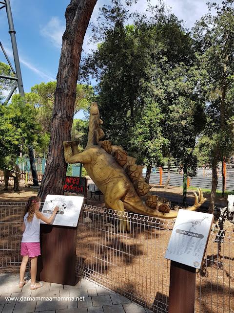 Cavallino Matto parco dinosauri