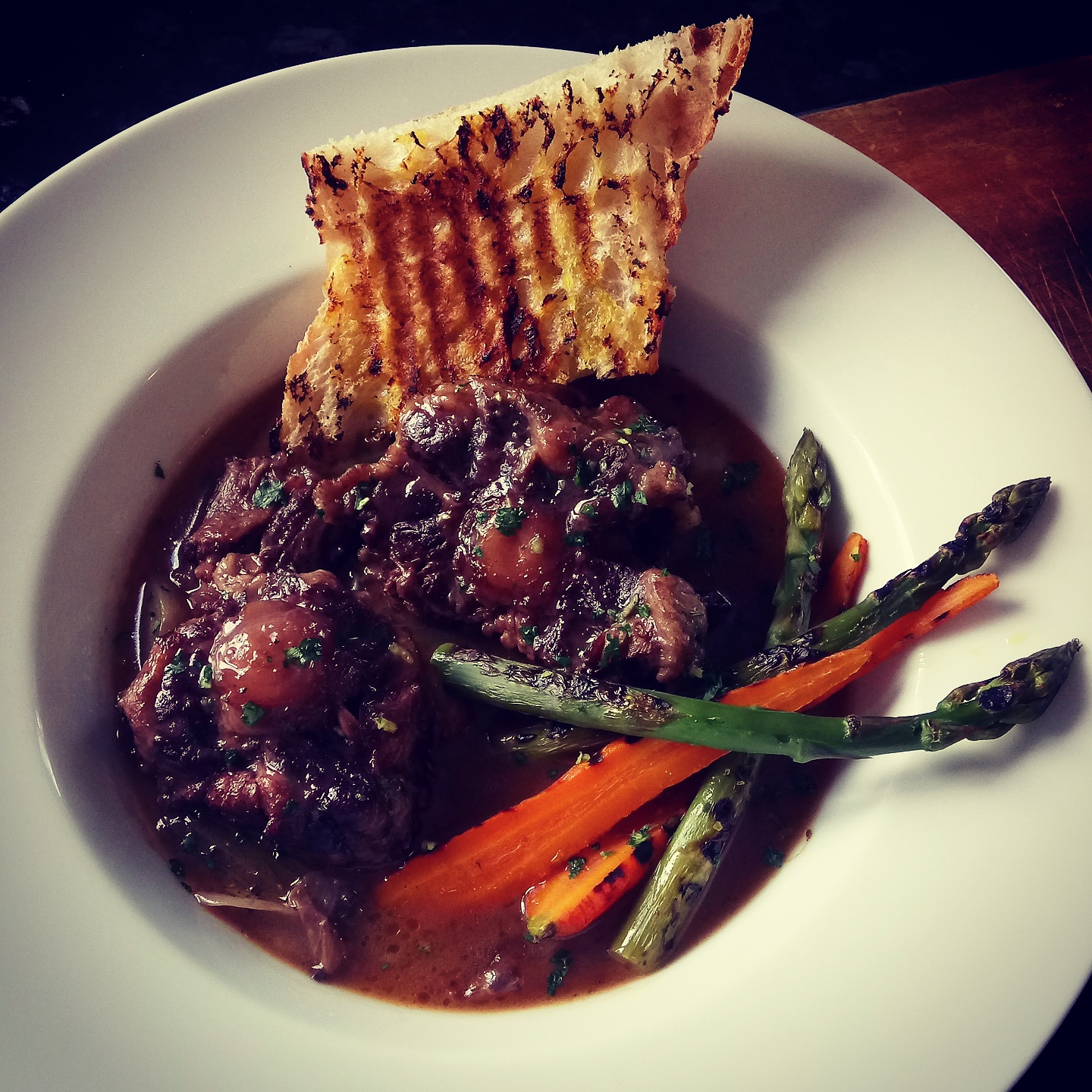 Oxtail Stew Is Very Much Associated With Winter Time Cooking For When It Is Cold And Grey Outside And You Need Something Calorific And Rich
