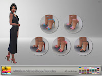 Madlen Alma Shoes Recolor