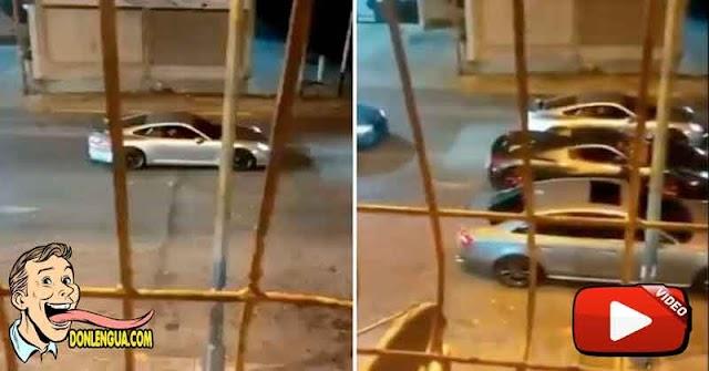 TERCERMUNDISMO | Chavistas pasean con sus Ferrari por las calles de Barquisimeto