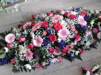 Traditional Funeral Flowers | Little Flower Hut