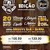 Próxima edição do Puro Malte Fest acontece no dia 20 de Maio na Barra