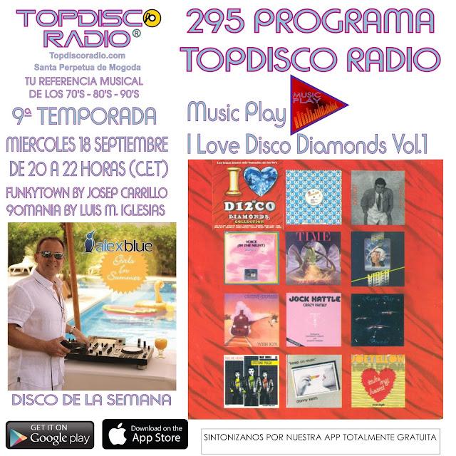 295 Programa Topdisco Radio