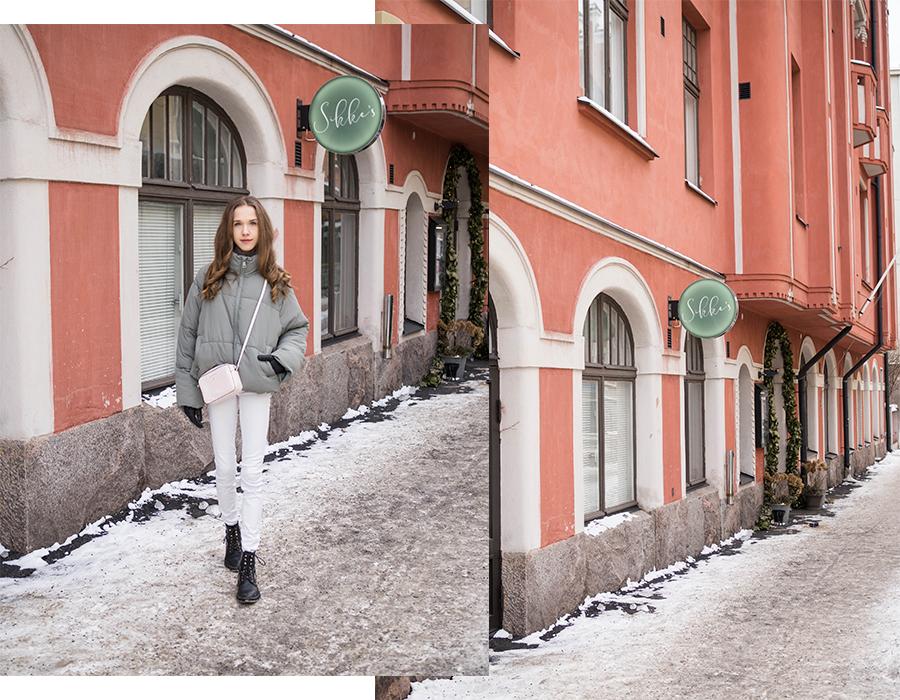 Inspiraatiota kevättalven pukeutumiseen // Transitional outfit inspiration, winter to spring