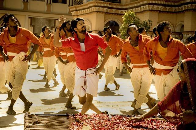 Actor Vijay Latest Tamil Movie Mersal HD Photos
