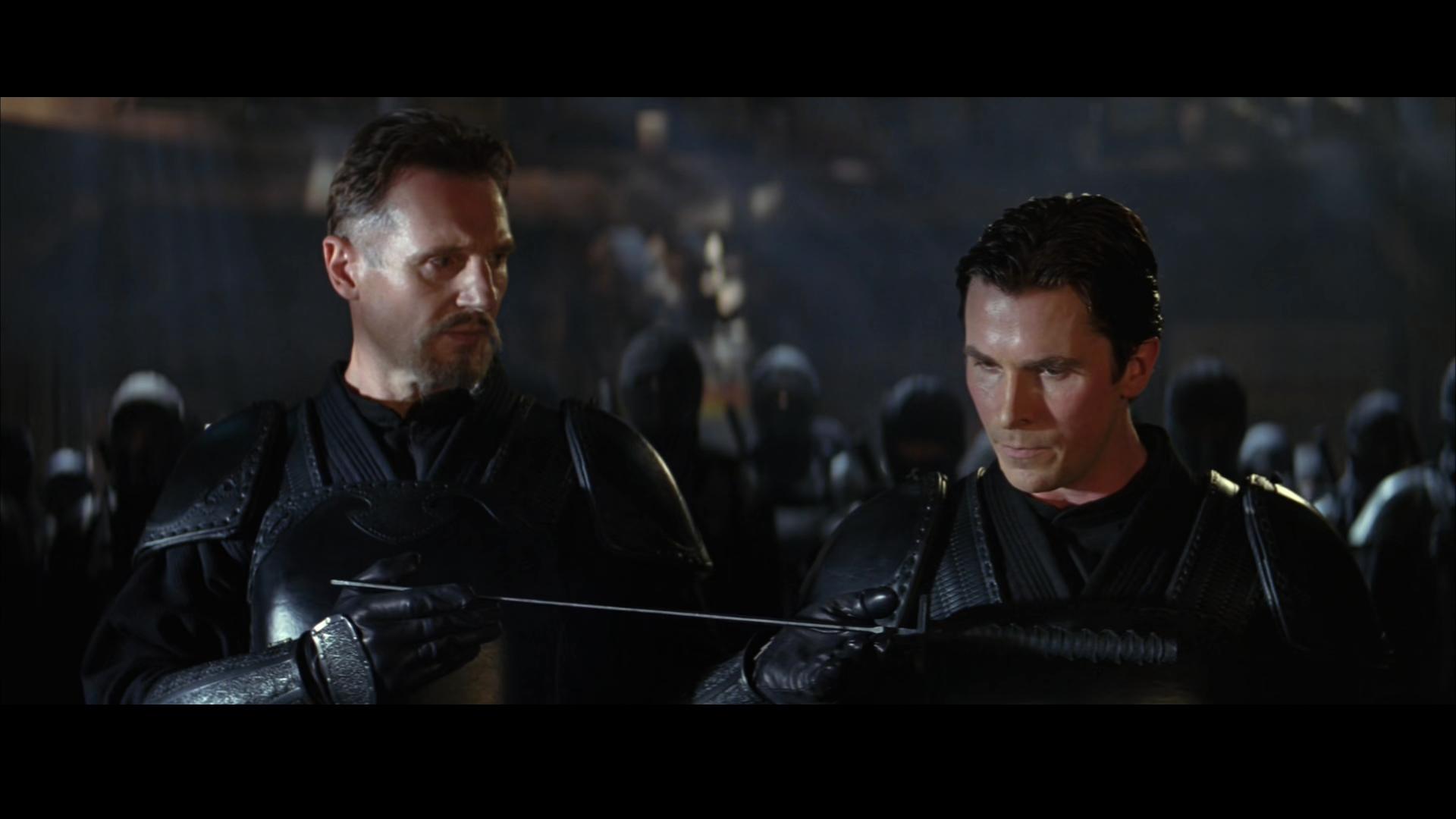 Captura de Batman Inicia (2005) 1080p x265 HEVC Latino – Inglés