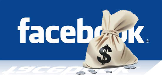 Incrementar ganancias por Internet con facebook